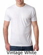 Next Level Men's T-Shirt Tri-Blend Crew Neck Tee Shirt
