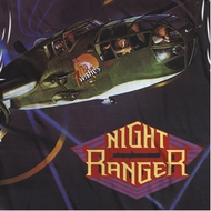 Night Ranger 7 Wishes Sublimation Shirts