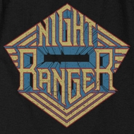 Night Ranger Logo Shirts