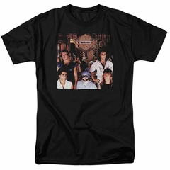 Night Ranger Shirt Midnight Madness Black T-Shirt