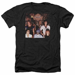 Night Ranger Shirt Midnight Madness Heather Black T-Shirt