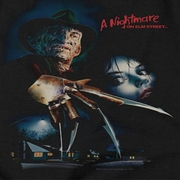Nightmare On Elm Street Poster Shirts