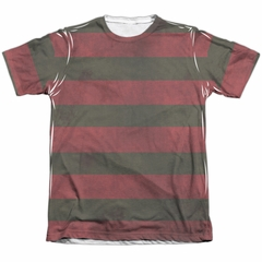 Nightmare On Elm Street Shirt Freddy Sweater Poly/Cotton Sublimation Shirt