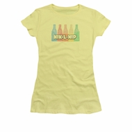 Nik L Nips Shirt Juniors Logo Banana T-Shirt