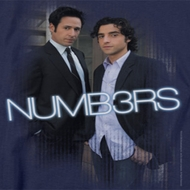 Numb3rs Don & Charlie Shirts