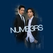 NUMB3RS Kids T-Shirt - Don & Charlie Navy Blue  Tee Shirt Youth
