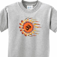 Ohm Sun Kids Yoga Shirts