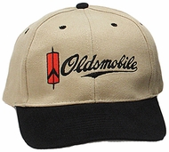 Oldsmobile Cap - Fine Embroidered Adjustable Hat