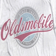 Oldsmobile Since 1897 Logo Shirts