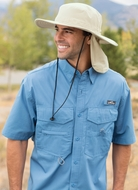 Outdoor Wide Brim Hiking Hat