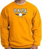 PaPa Sweatshirt Grandpa Grandfather Dad Father Sweatshirt