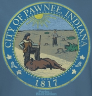 Parks And Recreation City Seal Shirts