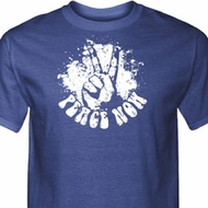 Peace Now Mens Shirts