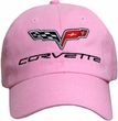 Chevy Corvette Hat - C6 Fine Embroidered Vette Cap