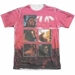 Pink Floyd Shirt Live Poly/Cotton Sublimation T-Shirt