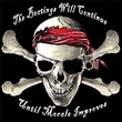 Pirate T-shirt - The Beatings Will Continue Tee Shirt