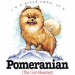 Pomerarian T-shirt I'm a Proud Owner of a Pomerarian Tee