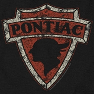 Pontiac Arrow Head Shirts