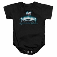 Pontiac Baby Romper Grand Prix Black Infant Babies Creeper