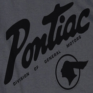 Pontiac Division Of GM Shirts