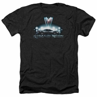 Pontiac Shirt Grand Prix Heather Black T-Shirt