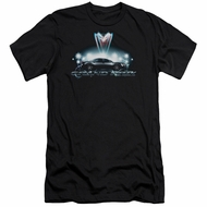Pontiac Slim Fit Shirt Grand Prix Black T-Shirt