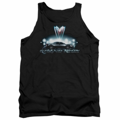 Pontiac Tank Top Grand Prix Black Tanktop
