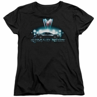 Pontiac Womens Shirt Grand Prix Black T-Shirt