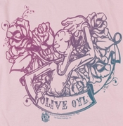 Popeye Olive Oyl Tattoo Shirts