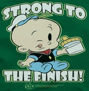 Popeye Strong To The Finish Shirts