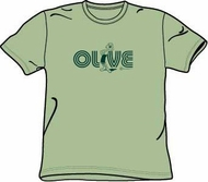 Popeye T-shirt Cartoon Olive Oil Olive Adult Green Tee