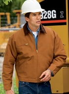 Port Authority 100 % Cotton Duck Cloth Work Jacket