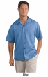 Upscale Easy Care Bowling Shirt
