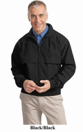Port Authority Classic Poplin Jacket Outerwear