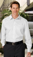 Port Authority Dress Shirt Long Sleeve Non-Iron Twill