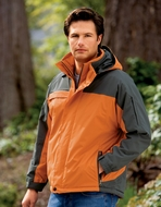 Port Authority Jacket Nootka Fleece Waterproof Outerwear