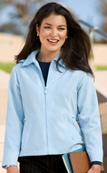 Port Authority Ladies Legacy Jacket Adjustable Full Zip Outerwear