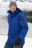 Port Authority Parka Down Jacket Waterproof Heavyweight Outerwear