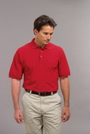 Port Authority Polo Sport Shirt Golf Pique Knit