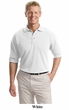 Port Authority Polo Sport Shirt Tall Sizes Pique Knit
