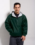 Port Authority Team Jacket Coach Fleece Outerwear