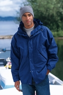 Port Authority Ultra Versatile Jacket 3 in 1 Nylon Outerwear