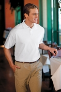 Port & Company Polo Sport Shirt Golf Jersey Knit