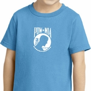 Pow Mia Small Print Shirts