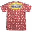 Power Rangers Ninja Steel Shirt GO GO Poly/Cotton Sublimation Shirt Front/Back Print
