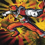 Power Rangers Red Ranger Sublimation Shirts