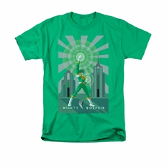 Power Rangers Shirt Green Ranger Green T-Shirt
