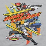 Power Rangers Swords Out Shirts
