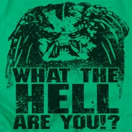 Predator What Are You Shirts