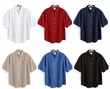 Premium Quality Men's Easy Care Mentor Short Sleeve Shirt